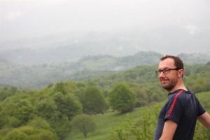Georgien - Pass zwischen Tiflis und Telawi