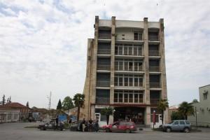 Georgien, Lagodehki, Hotel mit Sowjet Charme