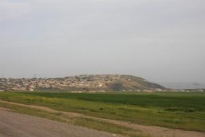Aserbaidschan - Impressionen vor Baku