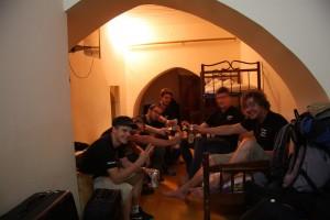 Hostel in Baku