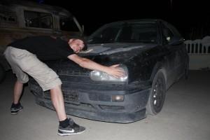 Magic Pimp Car - der Abschied