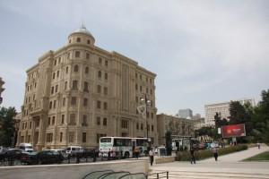 Baku Zentrum