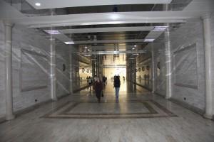 Prunkunterführung in Baku
