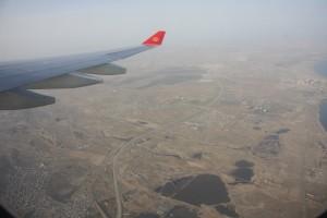 Baku aus der Luft