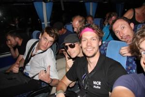 Busfahrt nach Aqaba
